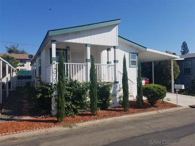 Mobile/Manufactured For Sale: 1001 S Hale Ave. #56