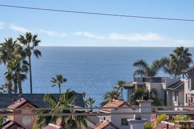 Oceanside Townhouse For Sale: 401 N Coast Hwy #210