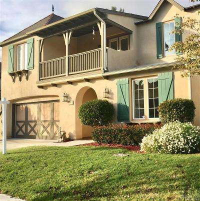 Single Family Home For Sale: 13793 Rosecroft Way