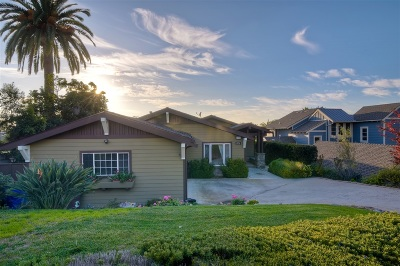 La Jolla Rental For Rent: 5770 5770 Bellevue Ave