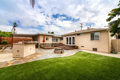 Oceanside Single Family Home For Sale: 1202 Vista Way