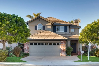 Carlsbad Single Family Home For Sale: 338 Olive Avenue