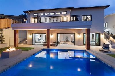 La Jolla, University City Single Family Home For Sale: 2380 Almeria Court