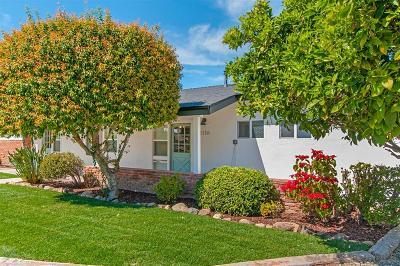 San Marcos Multi Family 2-4 For Sale: 2116 - 2120 Meadowlark Ranch Cir