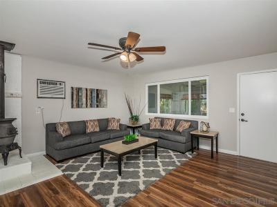 Single Family Home For Sale: 821 N Vine St