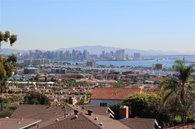 San Diego CA Single Family Home For Sale: $1,695,000