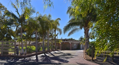 Single Family Home For Sale: 2415 Catalina Ave