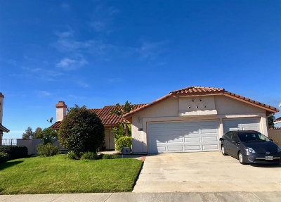 Carlsbad Single Family Home For Sale: 4371 Tuolumne Place