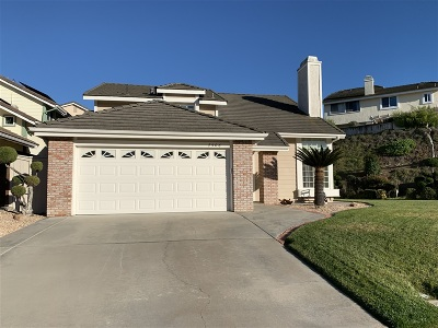 Carlsbad Single Family Home For Sale: 7506 Solano