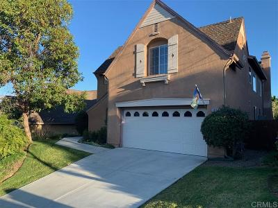 Fallbrook Single Family Home For Sale: 683 Poets Sq