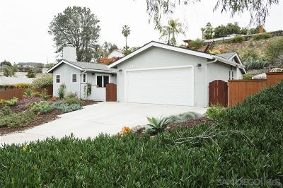 Single Family Home For Sale: 1843 Playa Riviera