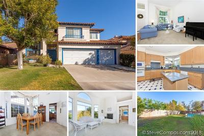 San Marcos Single Family Home For Sale: 667 Avenida Cordoba