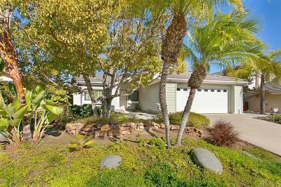 Vista Single Family Home For Sale: 1127 La Tortuga