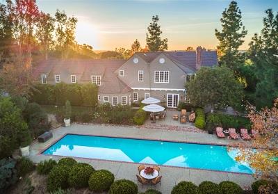 Rancho Santa Fe Single Family Home For Sale: 17315 Circa Oriente