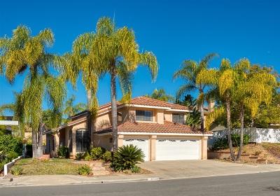 Single Family Home For Sale: 8788 Ellingham St