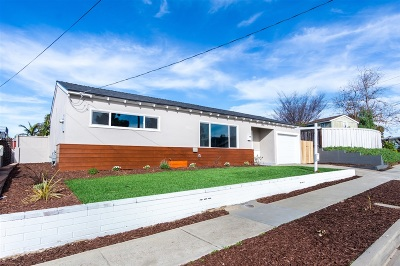 Single Family Home For Sale: 4610 Blackfoot Ave