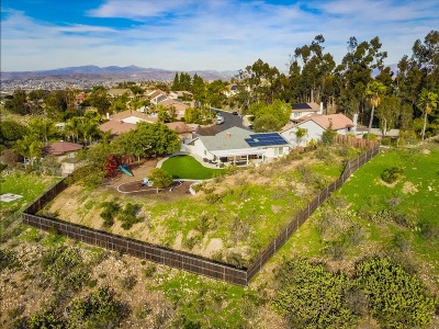 San Diego Single Family Home For Sale: 2392 Rippey Court