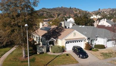 Escondido Single Family Home For Sale: 930 Sendero Ave