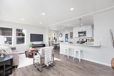 El Cerrito, El Cerrito/West College Single Family Home For Sale: 6004 Carol St