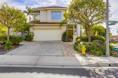 Carlsbad Single Family Home Sold: 2331 Terraza Guitara