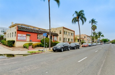 Banker's Hill Multi Family 2-4 For Sale: 3314 4th Avenue (-20)