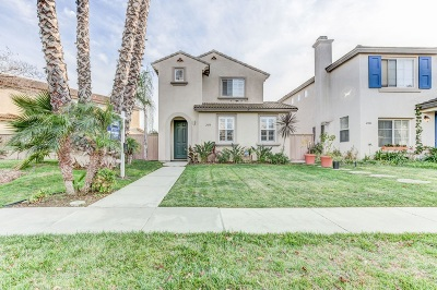 Chula Vista Single Family Home For Sale: 2030 Parker Mountain Rd.