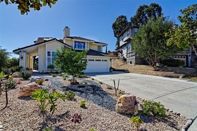 Escondido Single Family Home For Sale: 1407 Lisa Way