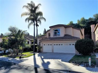 Chula Vista Single Family Home For Sale: Richmond Park Pl