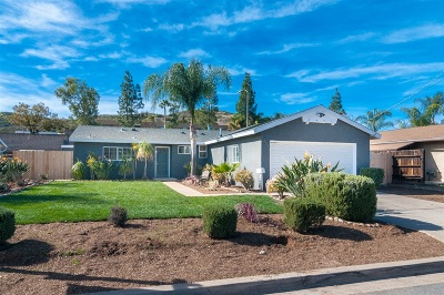 Poway Single Family Home For Sale: 13532 Powers Rd