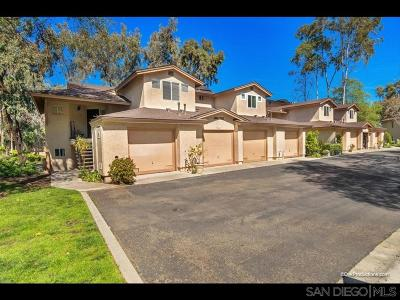 Santee Attached For Sale: 7384 Old Mission Ct #175