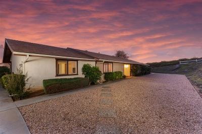 Single Family Home For Sale: 901 Pepper Tree Ln.
