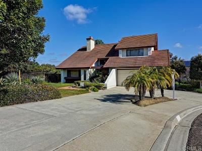 Single Family Home For Sale: 1301 Sea Village Dr