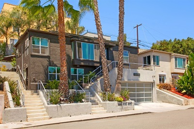 San Diego Multi Family 2-4 For Sale: 3524 Wilshire Terrace