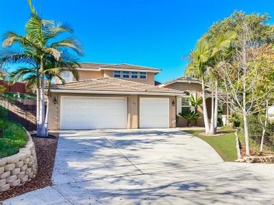 Chula Vista Single Family Home For Sale: 100 Lion Cir