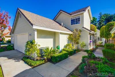 San Diego Single Family Home For Sale: 10458 Rancho Carmel Dr