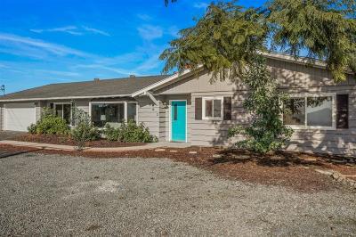 el cajon Single Family Home For Sale: 863 Audrey Way
