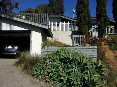 La Mesa Single Family Home For Sale: 9100 Mollywoods Ave