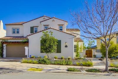 Single Family Home For Sale: 15751 Kristen Glen