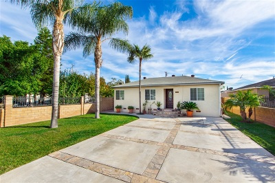 Escondido Single Family Home For Sale: 527 W 10th Ave