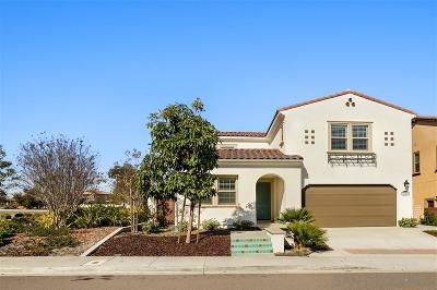 San Diego Single Family Home For Sale: 6720 Monterra Trl