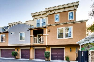 San Diego Townhouse For Sale: 3547 Sandcastle Ln.