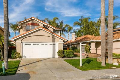 San Marcos Single Family Home Pending: 1214 Corte Encanto