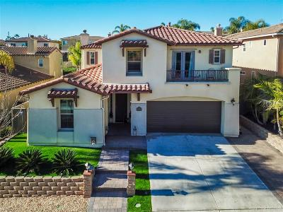 Chula Vista Single Family Home For Sale: 1556 Copper Penny Drive