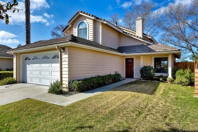 Carlsbad Single Family Home For Sale: 7933 Calle San Felipe