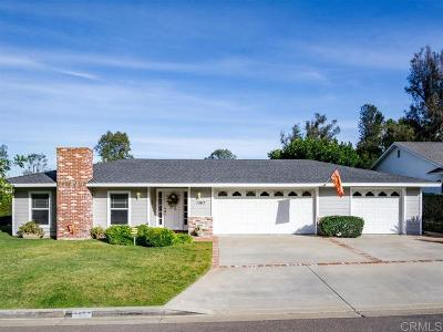 Single Family Home Sold: 1067 San Pablo Drive