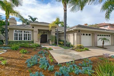 Escondido Single Family Home For Sale: 3177 Via Montaneta