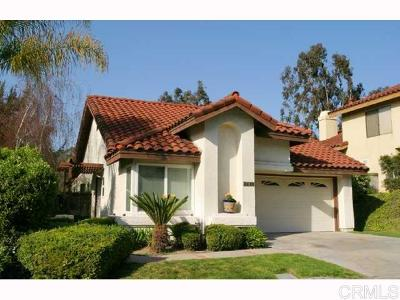 Encinitas Single Family Home For Sale: 1618 Tennis Match Way