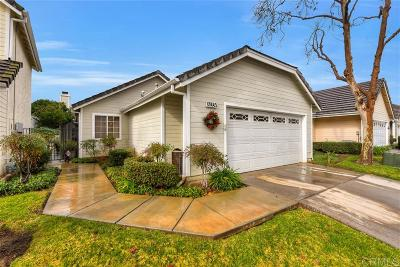 San Diego Single Family Home For Sale: 10334 Rancho Carmel Drive