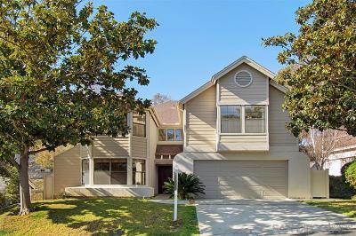 Encinitas Single Family Home For Sale: 1842 Bel Air Ter