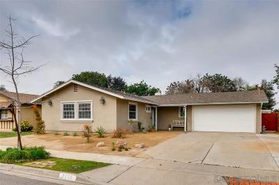 San Diego Single Family Home For Sale: 2730 Powhatan